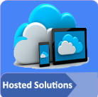 Hosted solution